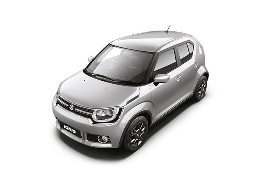 Drive your Silky Silver Maruti IGNIS home from Indus Motors
